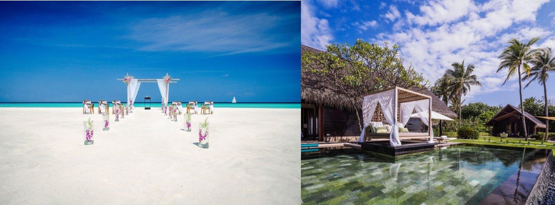 Maldives Wedding
